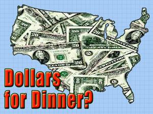 Dollars for Dinner