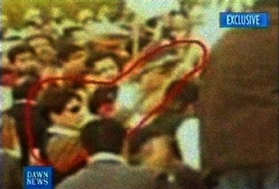 Bhutto attackers