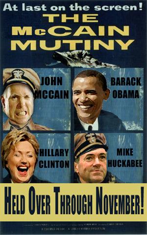 McCain Mutiny