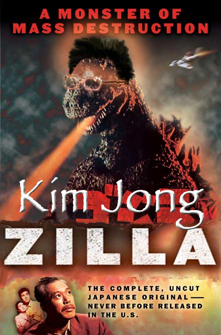 Kim Jong Zilla