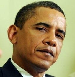 Obama's evil eye