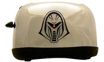 Cylon toaster
