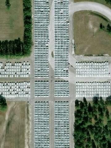 Airport vans