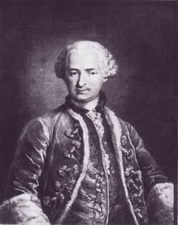 Count of St Germain