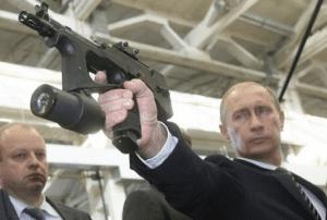 Putin-gun