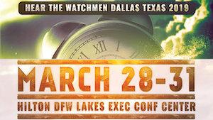 Hear the Watchmen
